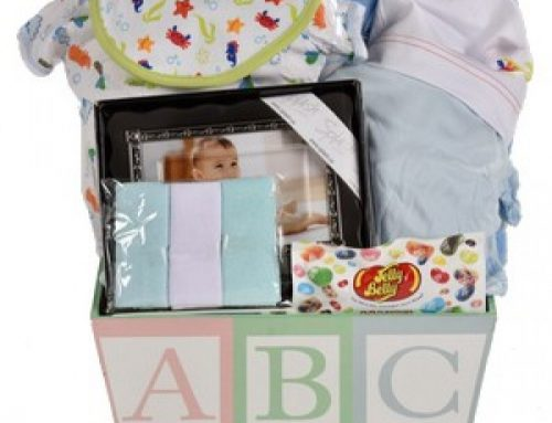 Baby Shower Gift Baskets for Anyone Having a Baby
