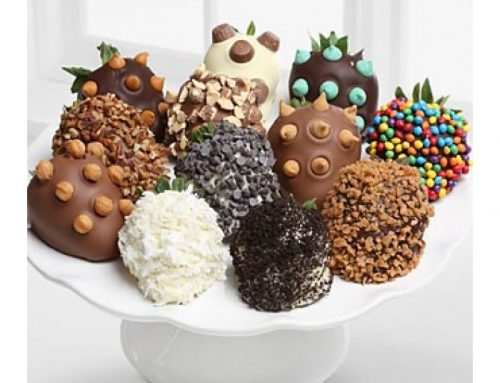 Delicious Kinds of Chocolate Covered Fruits