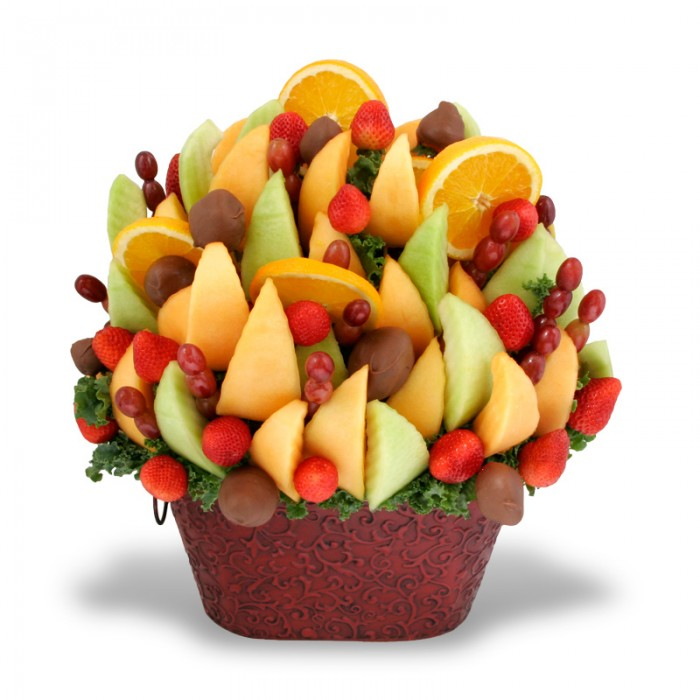 edible arrangements centerpiece ideas