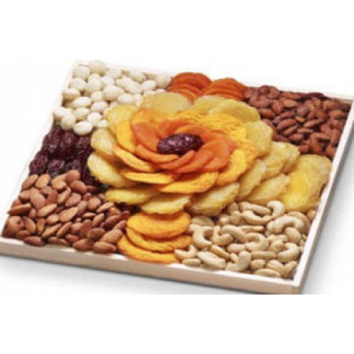 nuts and dry fruit basket ideas